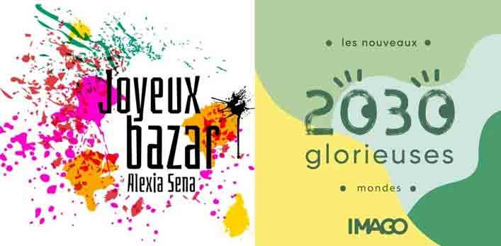 les podcasts de sophie court -  Joyeux Bazar - Alexia Sena- 2030Glorieuses