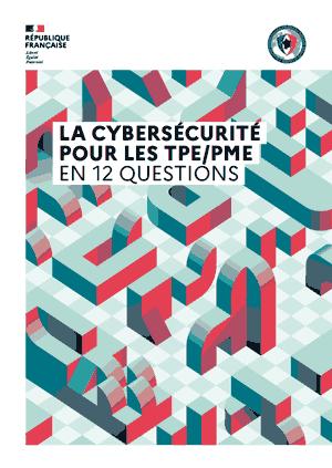 La cybercriminalite pour les TPE. La definition de l'ANSSI : Agence Nationale de la Sécurité des Systèmes d'Information