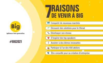 #BIG2021 - Bpifrance Inno Génération, THE plus grand rassemblement business d'Europe